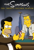 The Simpsons saison 22